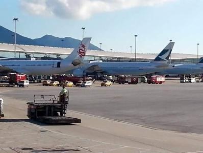 香港國際機場 – 電機工程保養維修部